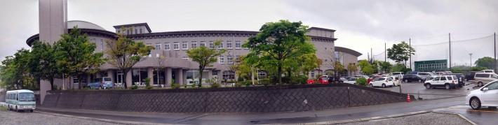 会場となった樟南高校