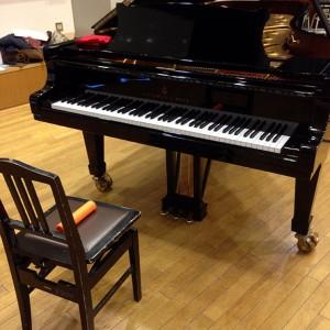 ピアノとひめトレの素敵な関係がありました